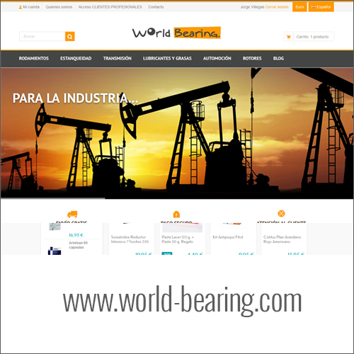 World-bearing